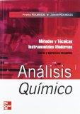 Portada de ANALISIS QUIMICO: METODOS Y TECNICAS INSTRUMENTALES MODERNAS