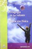 Portada de PEDAGOGIA DE LOS VALORES EN LA EDUCACION FISICA