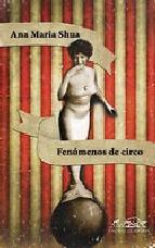 Portada de FENÓMENOS DE CIRCO