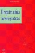 Portada de ESPECTRO AUTISTA: INTERVENCION PSICOEDUCATIVA