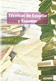 Portada de TECNICAS DE ESTUDIO Y EXAMEN