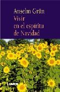 Portada de VIVIR EN EL ESPIRITU DE NAVIDAD