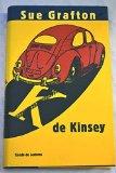 Portada de K DE KINSEY