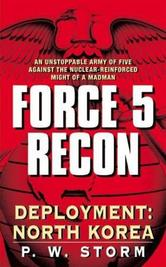 Portada de FORCE 5 RECON: DEPLOYMENT: NORTH KOREA