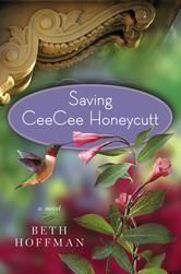 Portada de SAVING CEECEE HONEYCUTT: A NOVEL