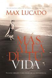 Portada de MÁS ALLÁ DE TU VIDA (OUTLIVE YOUR LIFE) - EBOOK