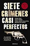 Portada de SIETE CRIMENES CASI PERFECTOS