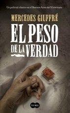 Portada de EL PESO DE LA VERDAD (EBOOK)