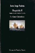 Portada de HESPERIDA II ; LA GESTA COLOMBINA