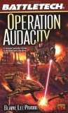 Portada de BATTLETECH: OPERATION AUDACITY