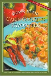 Portada de DOWN-HOME CAJUN COOKING FAVORITES
