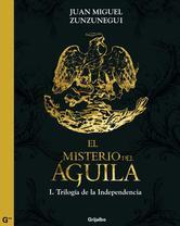 Portada de EL MISTERIO DEL ÁGUILA - EBOOK