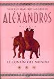 Portada de ALEXANDRO III:  EL CONFIN DEL MUNDO