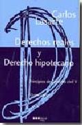 Portada de PRINCIPIOS DE DERECHO CIVIL V, 5ª ED.: DERECHOS REALES Y DERECHO HIPOTECARIO