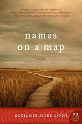 Portada de NAMES ON A MAP
