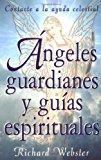 Portada de ANGELES GUARDIANES Y GUIAS ESPIRITUALES