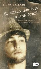 Portada de EL CHICO QUE AMÓ A ANA FRANK (EBOOK)
