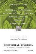 Portada de TRATADO DE LA ENSEÑANZA; INTRODUCCION A LA SABIDURIA; ESCOLTA DELALMA; DIALOGOS; PEDAGOGIA PUERIL