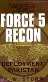 Portada de FORCE 5 RECON: DEPLOYMENT: PAKISTAN