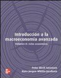 Portada de INTRODUCCION A LA MACROECONOMIA AVANZADA VOLUMEN II: CICLOS ECONOMICOS