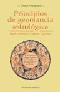 Portada de PRINCIPIOS DE GEOMANCIA ASTROLOGICA