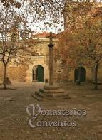 Portada de MONASTERIOS Y CONVENTOS (TOMO I GALICIA)
