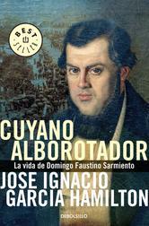Portada de CUYANO ALBOROTADOR - EBOOK