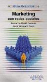 Portada de MARKETING CON REDES SOCIALES (GUIAS PRACTICAS USUARIOS)