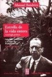 Portada de ESTRELLA DE LA VIDA ENTERA: ANTOLOGIA POETICA