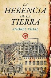 Portada de LA HERENCIA DE LA TIERRA