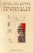 Portada de ITINERARIOS EN LA PENUMBRA