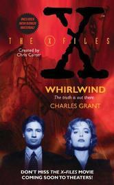 Portada de THE X-FILES: WHIRLWIND
