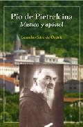 Portada de PIO DE PIETRELCINA: MISTICO Y APOSTOL