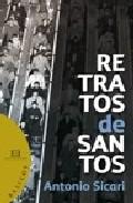 Portada de RETRATOS DE SANTOS