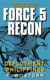 Portada de FORCE 5 RECON: DEPLOYMENT: PHILIPPINES
