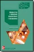 Portada de PRODUCTOS Y SERVICIOS FINANCIEROS Y DE SEGUROS