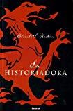 Portada de LA HISTORIADORA