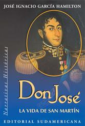 Portada de DON JOSÉ - EBOOK