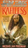 Portada de KAHLESS (STAR TREK: THE NEXT GENERATION)