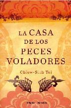 Portada de LA CASA DE LOS PECES VOLADORES