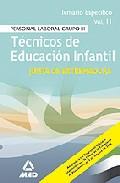 Portada de TECNICOS DE EDUCACION INFANTIL DE LA COMUNIDAD DE EXTREMADURA II