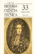 Portada de HISTORIA DE LA CIENCIA Y DE LA TECNICA, Nº 33:  LA QUIMICA ILUSTRADA