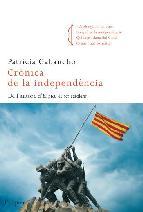 Portada de CRÒNICA DE LA INDEPENDÈNCIA (EBOOK)