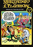 Portada de MORTADELO Y FILEMON ¡ESOS KILITOS MALDITOS!