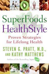 Portada de SUPERFOODS HEALTHSTYLE