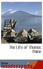 Portada de THE LIFE OF THOMAS PAINE