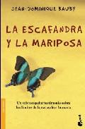 Portada de LA ESCAFANDRA Y LA MARIPOSA