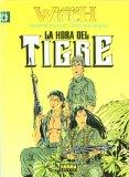 Portada de LARGO WINCH: LA HORA DEL TIGRE (LLARGO WINCH, 8)