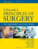 Portada de SCHWART'Z PRINCIPLES OF SURGERY: SELF-ASSESSMENT AND BOARD REVIEW