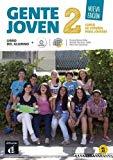Portada de GENTE JOVEN 2 NUEVA EDICIÓN - LIBRO DEL ALUMNO (NIVEL A1-A2) (ELE - TEXTO ESPAÑOL)